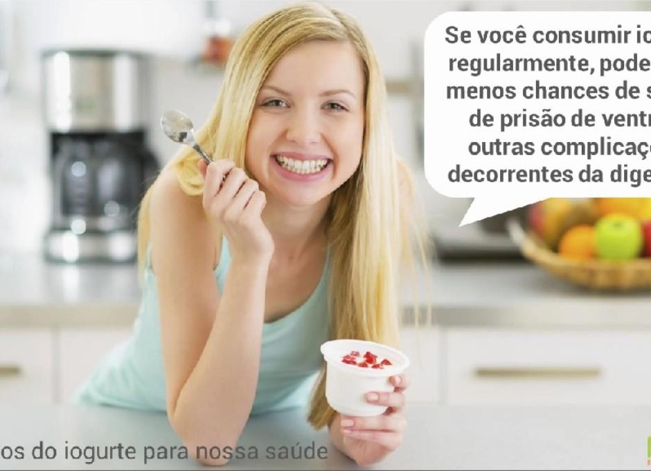 Benefícios do Iogurte