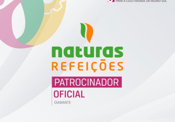 Naturas Refeições é Patrocinadora Oficial do 6º SENARC